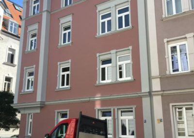 Fassade Altstadthaus