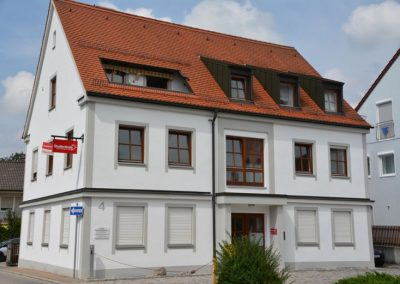 Ärztehaus in Friedberg Altstadt
