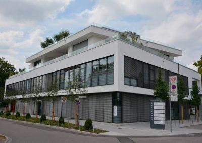 Neubau Ärztehaus in Friedberg
