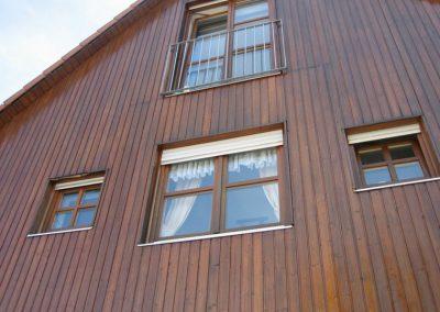 Renovierungs- und Schutzanstriche auf Holzfassaden 2