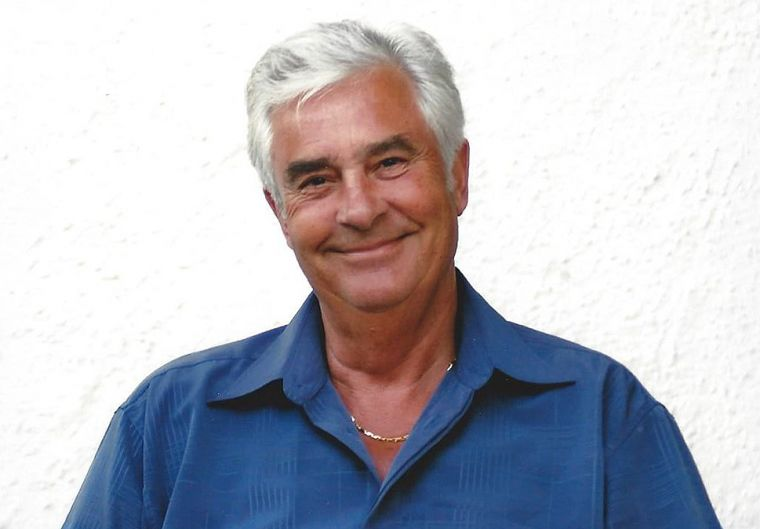 Firmengründer Luziano Gamböck