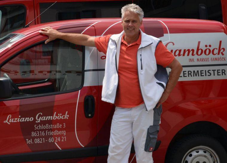 Inhaber Markus Gamböck