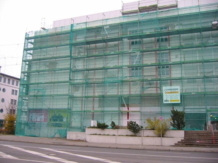 Augsburg Möbelhaus leistungen und referenzen malerarbeiten lackierarbeiten innen