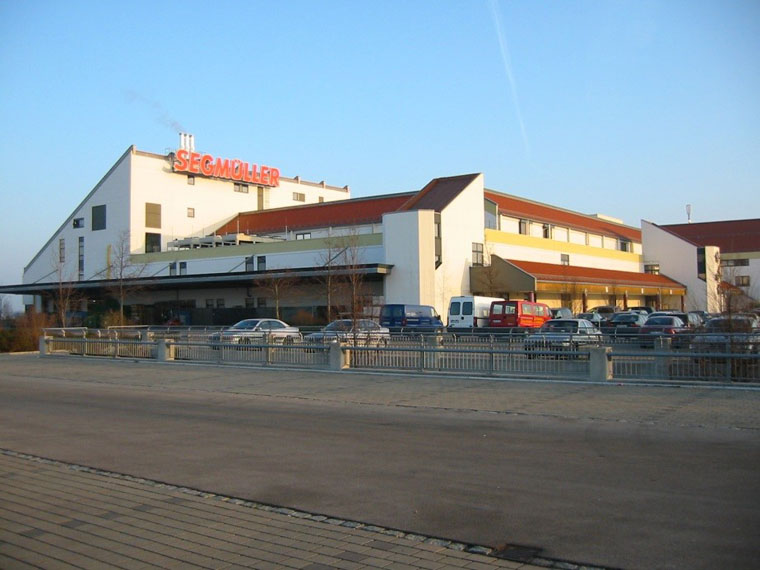 Neubau Einrichtungshaus In Parsdorf Malermeister Gamböck