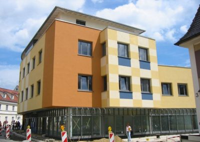 Wohn- und Geschäfthaus in Aichach