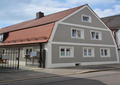 Komplettsanierung eines Wohnhauses in der Altstadt Friedbergs